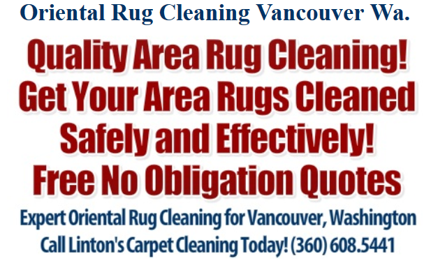 Oriental Rug Cleaning Vancouver Wa|Area